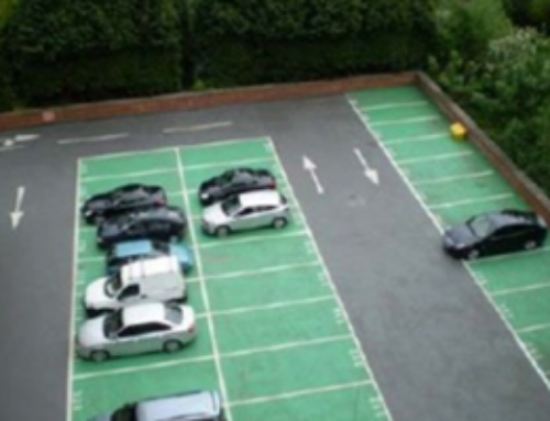 Car Park at Jackson House